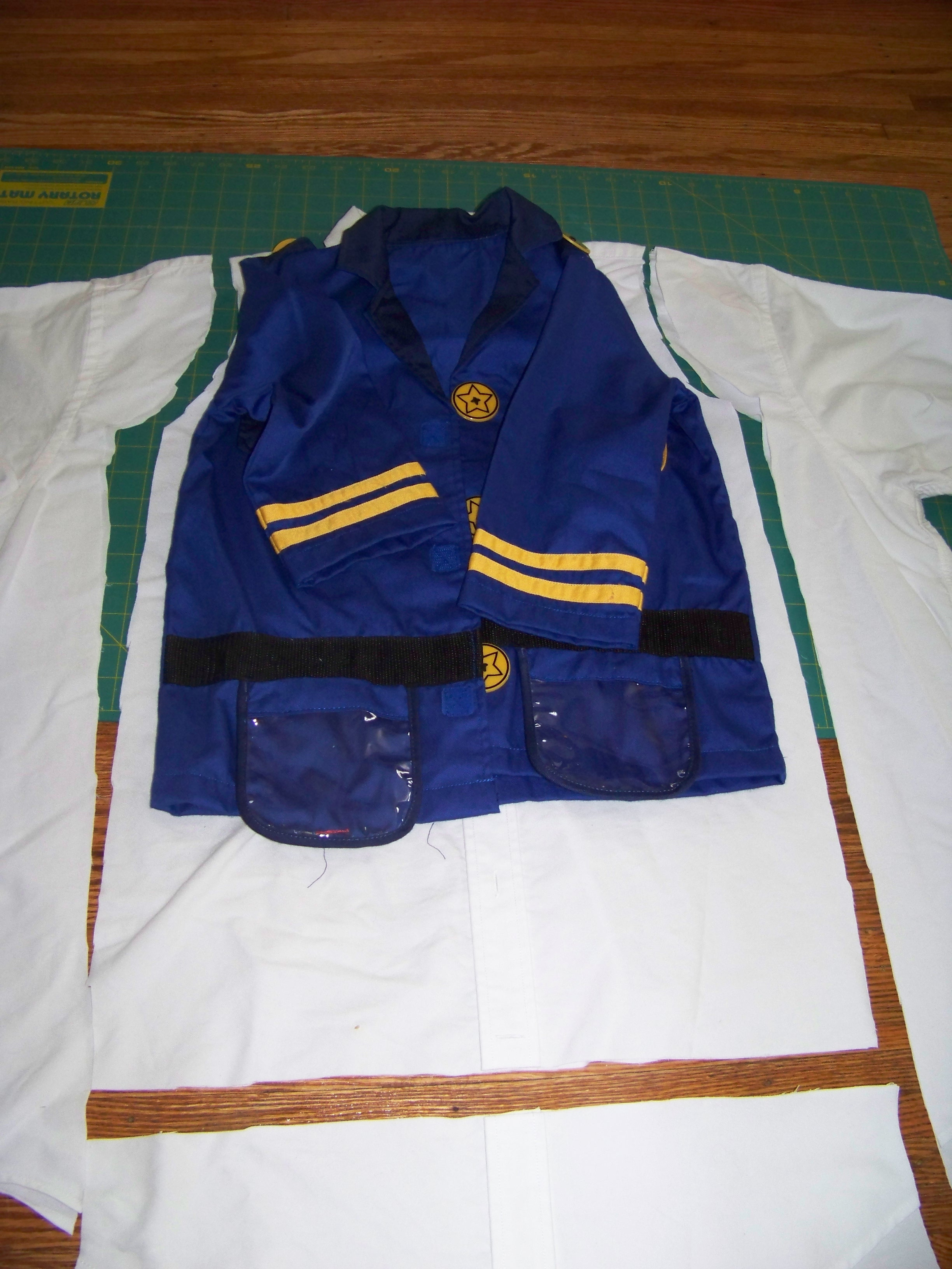 Tutorial how to make a childs lab coat parenting with crunch step jeuxipadfo Gallery